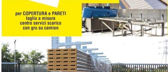 Vendita Pannelli Coibentati Milano